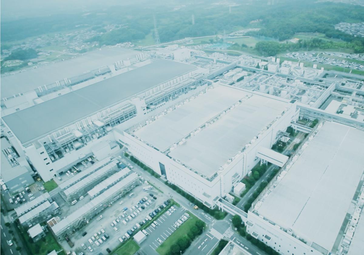 工場 キオクシア 四日市