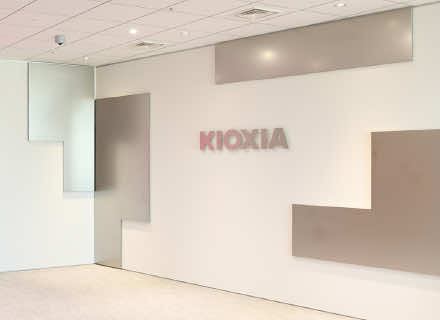 What's KIOXIA Corporationページへのリンク